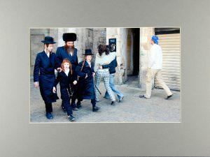 Evelyn Petterson FiigKontraster i Jerusalem