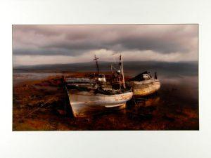 Erik JørgensenOld Fishing Boats 01Dommerdiplom John Erik Frejmann Olesen