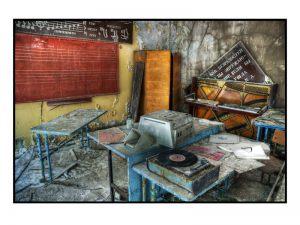 Musiklokale-Tjernobyl---Else-Vinaes---Negativ-Roskilde