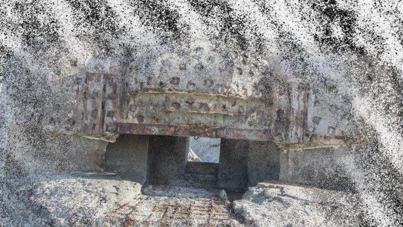 Thybornfstningen - Bunker 06 - Bunker i sandet.jpg