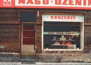 """Erik Jørgensen Negativ Roskilde """"Theresienstadt 1989"""" (serie, 2 af 6) Guld (eksp.)"""